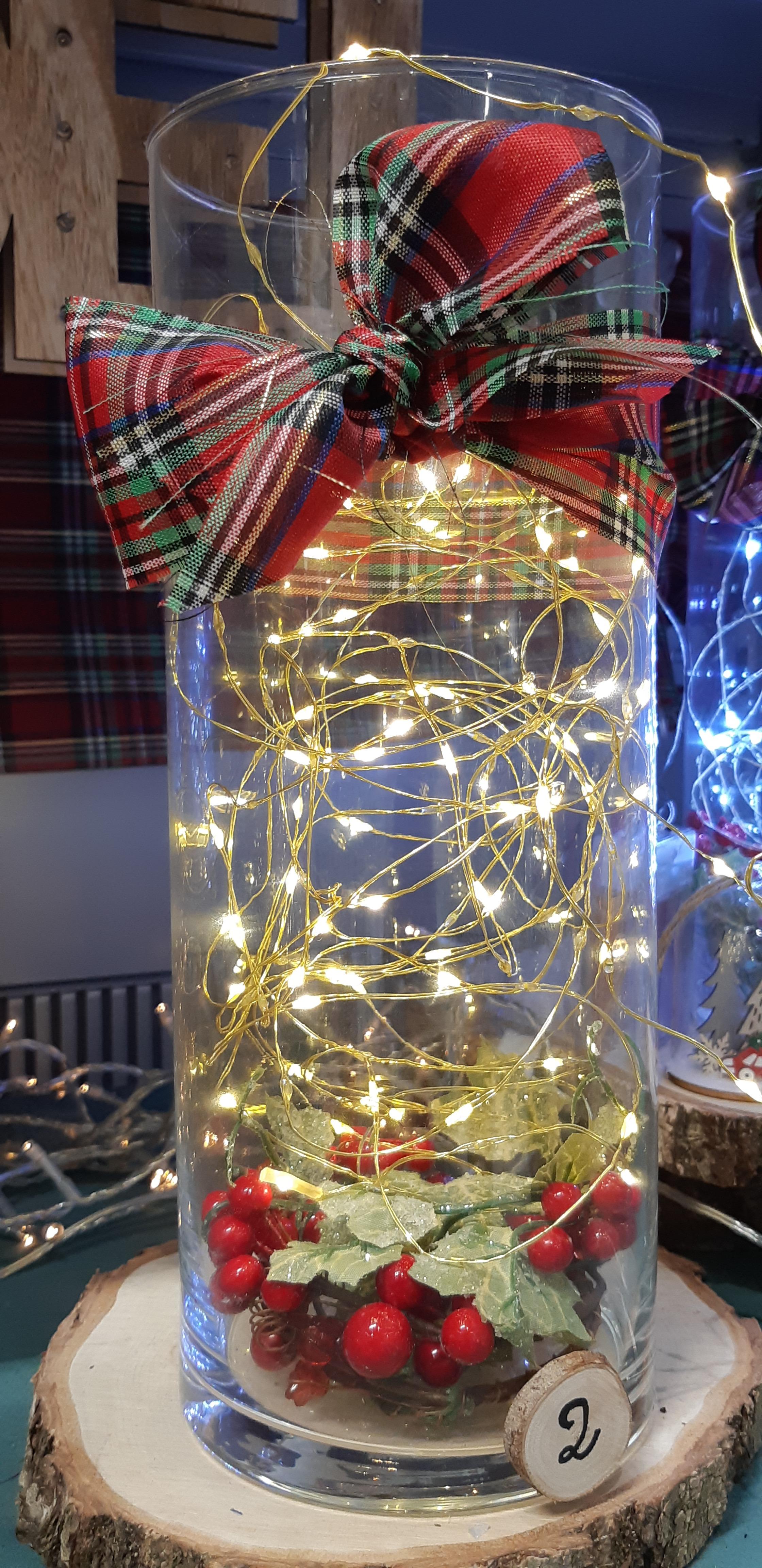 Une décoration de Noël simple et efficace !