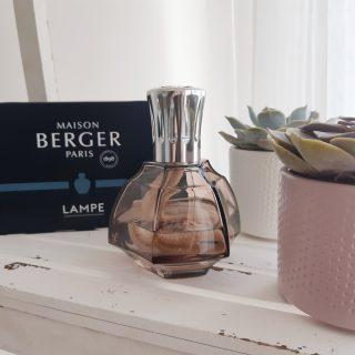 La Lampe Berger Haussmann Bois de Rose