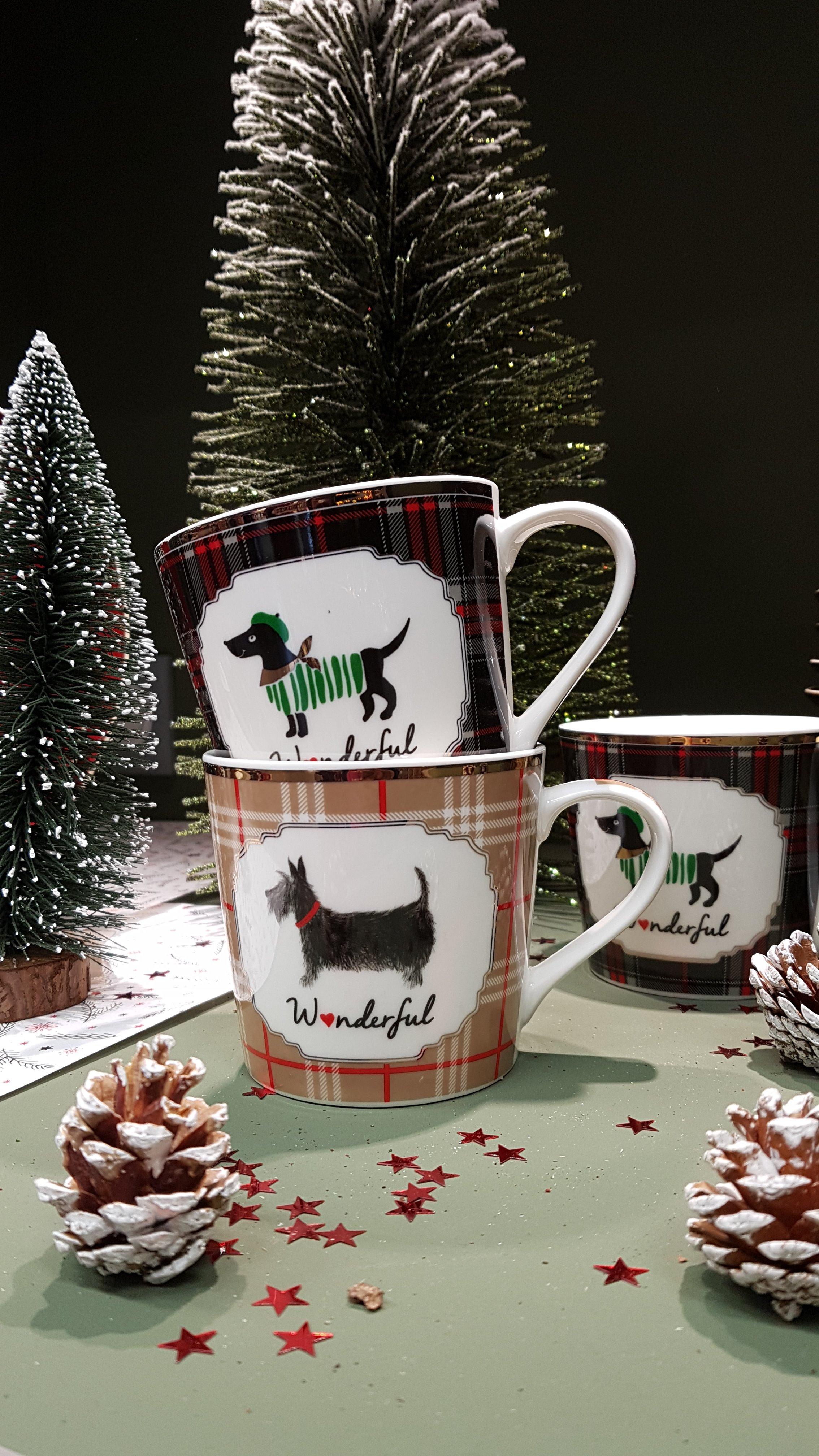 J'ai testé pour vous les tasses de Noël