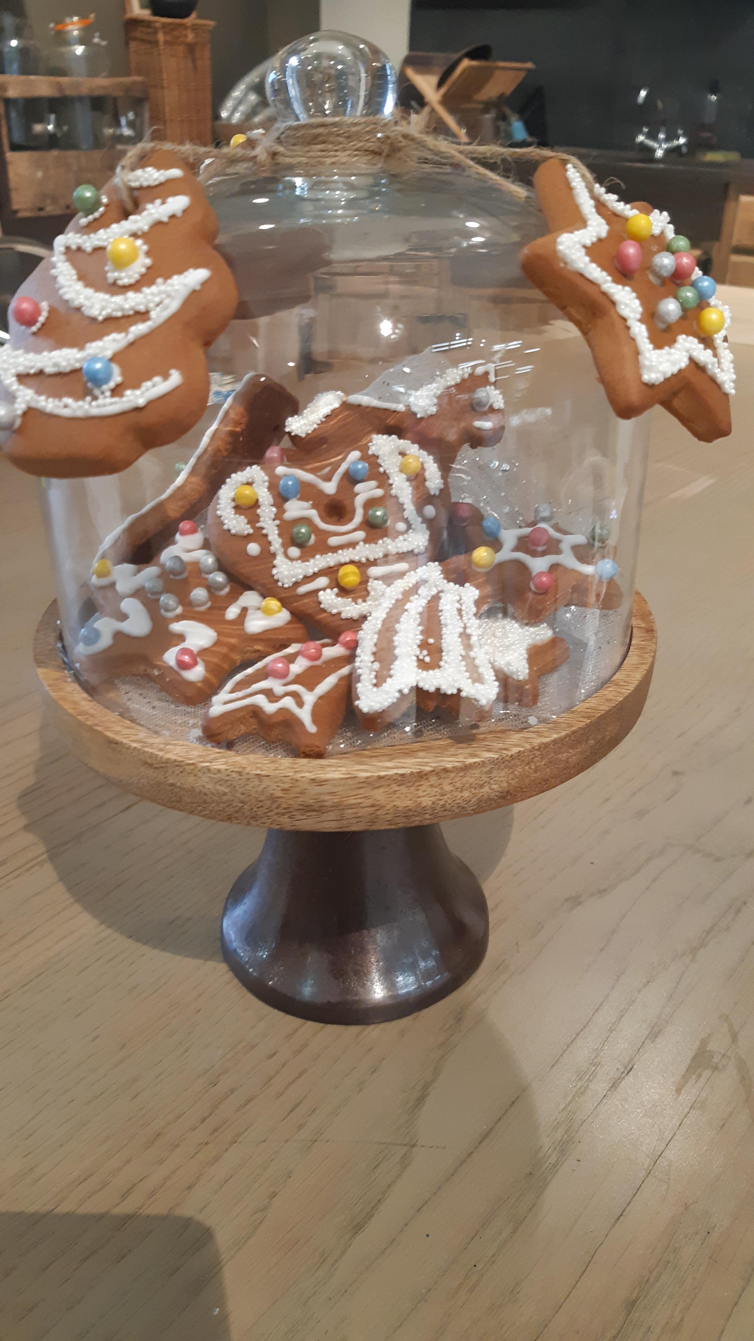 J'ai testé pour vous kit décoration de biscuits à construire et à poser ou suspendre