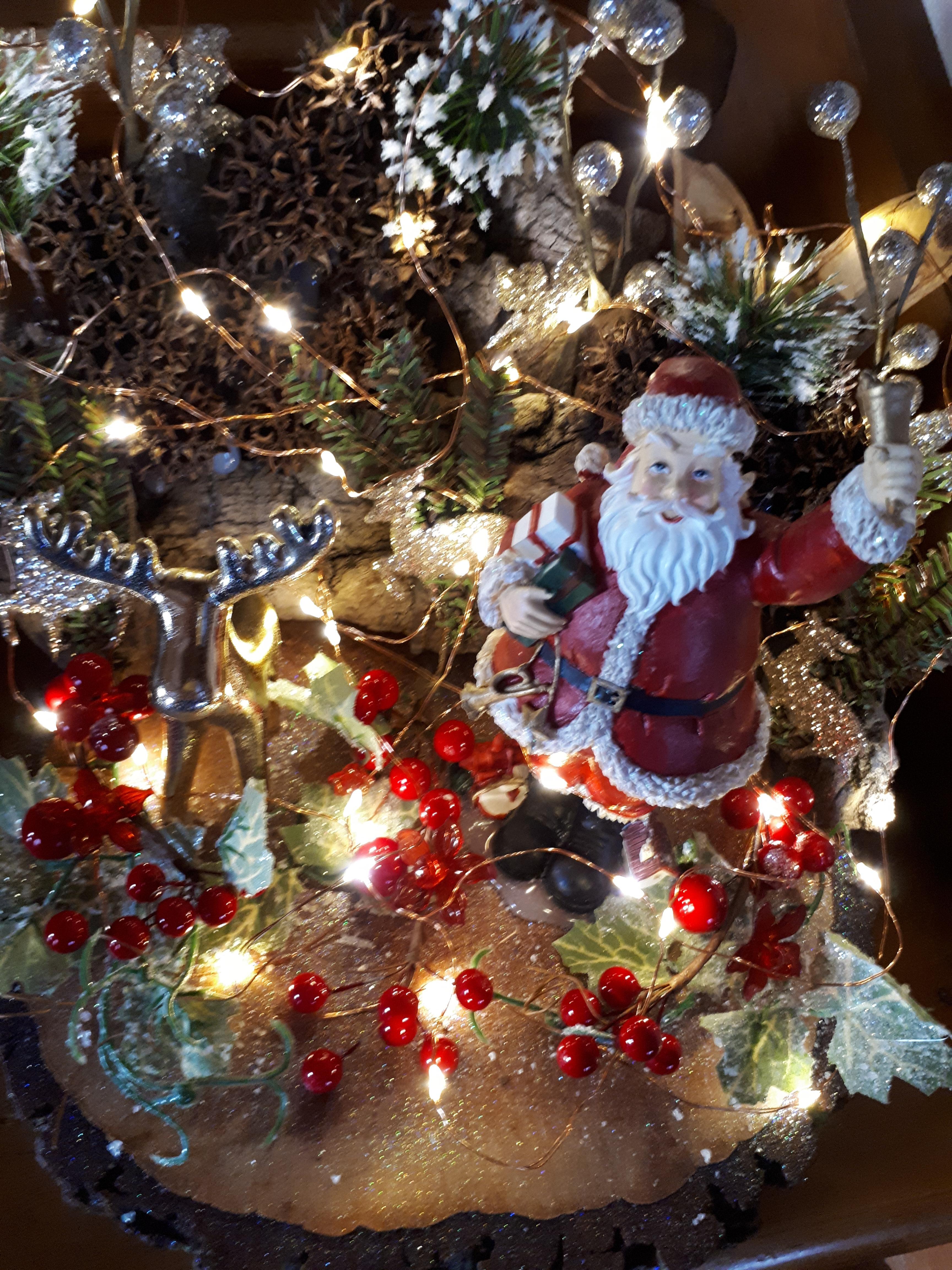Le Père Noël se prépare !!!!
