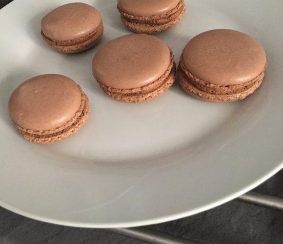 Ganache au chocolat cacao barry pour macaron