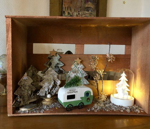Petite scène de Noël