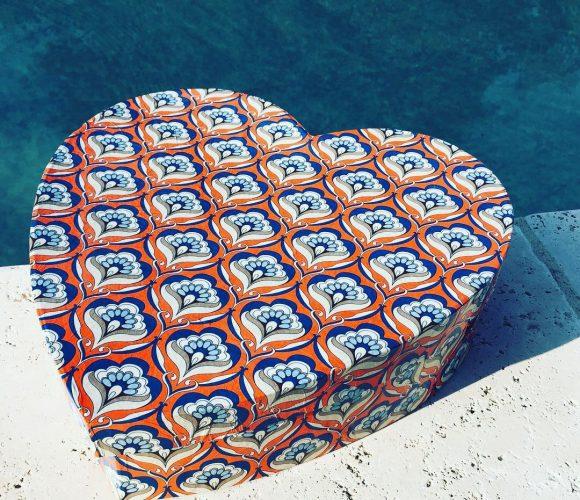 Boîte cadeau urne 🎁