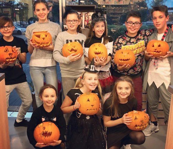 Retour sur Halloween 2018 chez Zodio Metz !