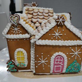 Ma maison en pain d'épices !