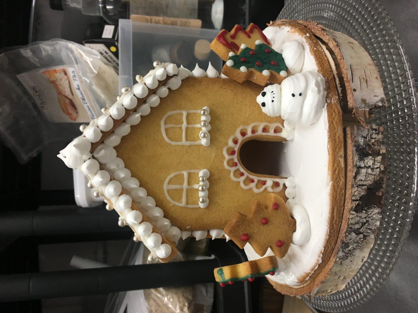 J'ai testé pour vous kit Maison Gingerbread House Scrapcooking