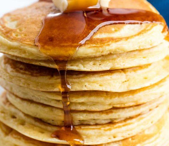 Les Pancakes du dimanche matin ;-)