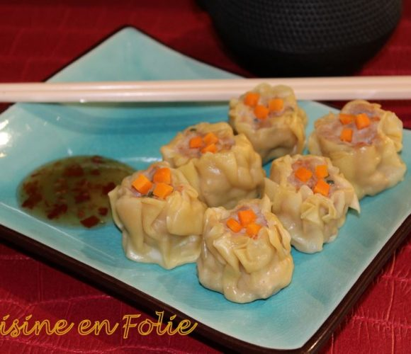 Siu Mai (Raviolis Chinois)
