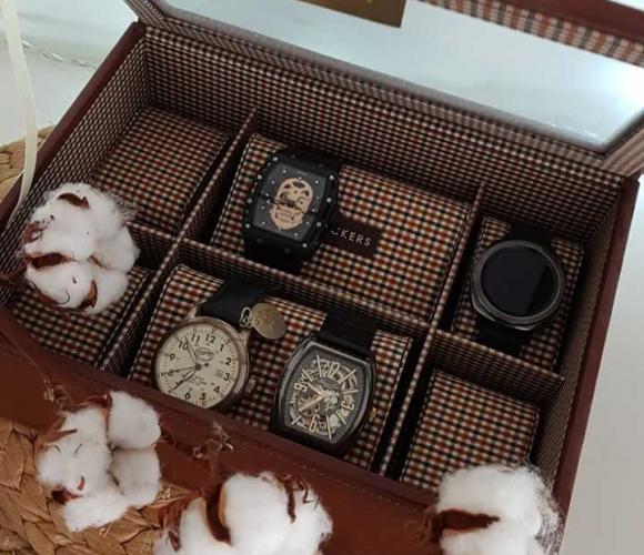 J'ai testé pour vous la boite à montres