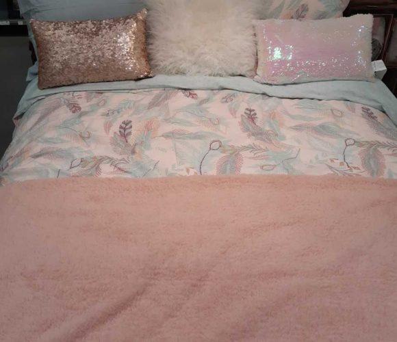 Parure de lit Lanay