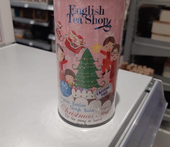 Le rooibos Promenade en traineau d English tea shop