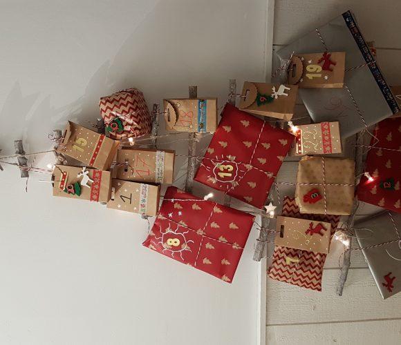 Preparatifs de Noël