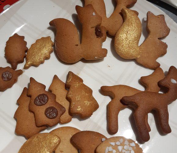 Biscuits de Noël.