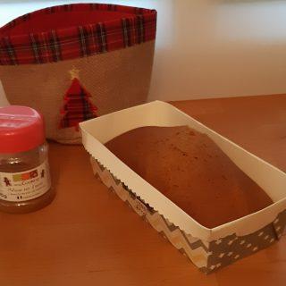 Mon pain d'épices de Noël