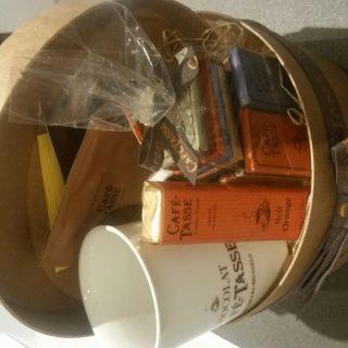 J'ai testé pour vous ensemble chocolat café tasse