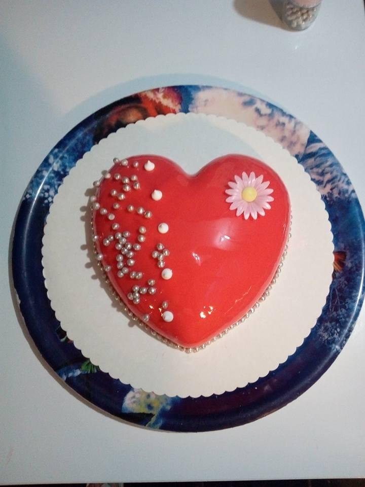 gâteaux cœur
