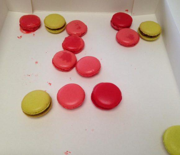 J'ai testé pour vous l'atelier parent/enfant Macarons