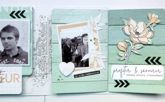 Animation Scrapbooking à Zôdio Massy