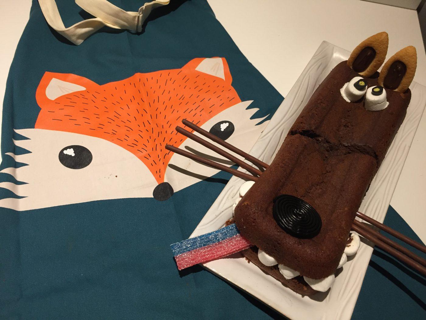 J'ai testé pour vous le tablier renard