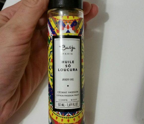 Je craque pour l'huile Baïja inspirée des rituels brésiliens