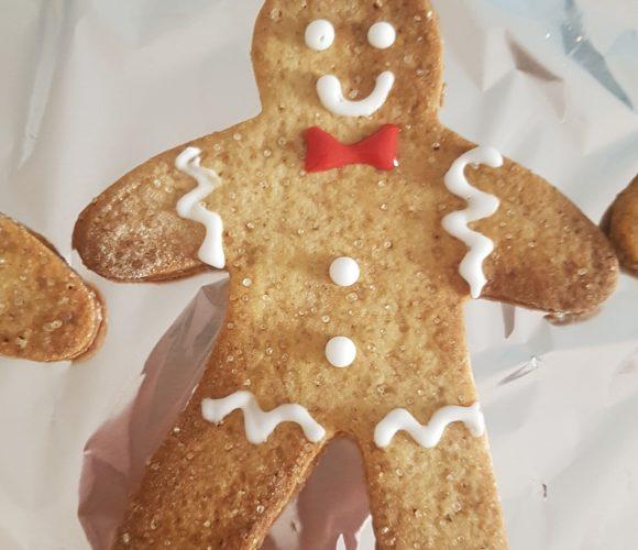 J'ai testé pour vous l'emporte pièce gingerman 14 cm
