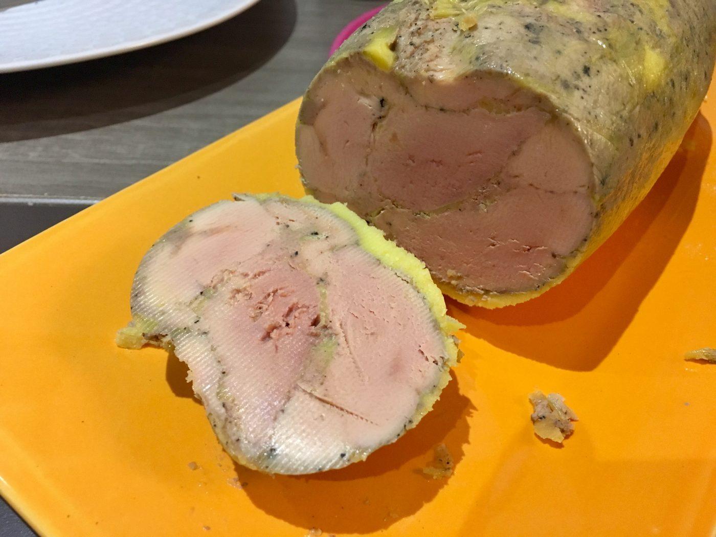 Mon foie gras maison !