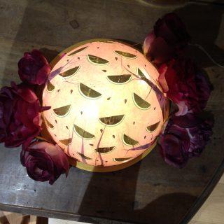 Lampe girly