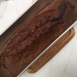 Cake choco minute !