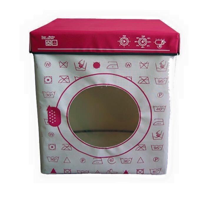 J'ai testé pour vous le panier à linge machine à laver
