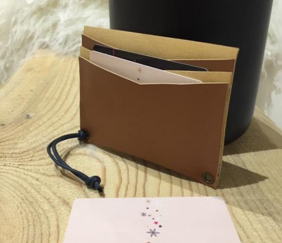 Mon porte carte sans coutures version masculine !