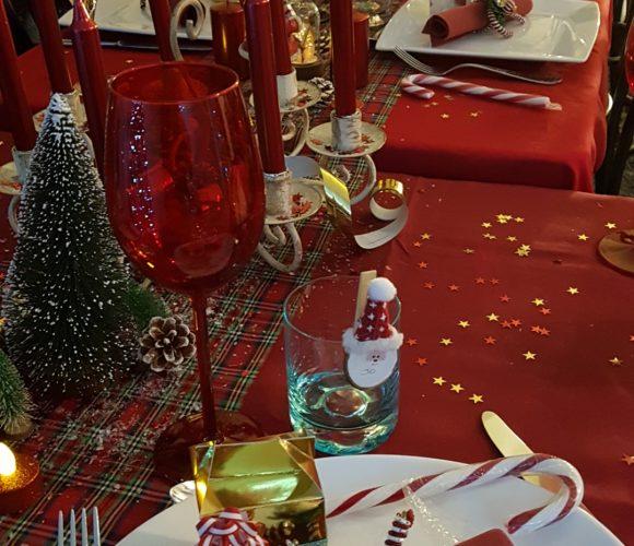 J'ai testé pour vous la jolie table de fêtes