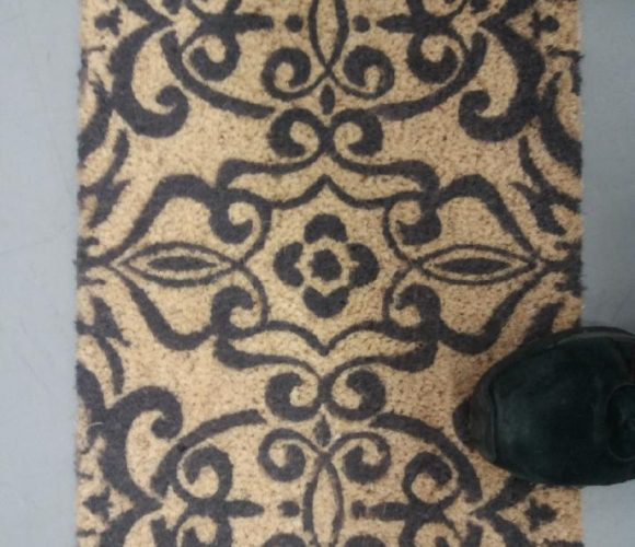 Mon tapis arabesque