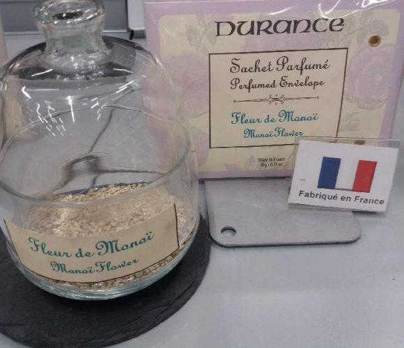 J'ai testé le sachet parfumé Durance «fleur de monoï» pour prolonger l'été