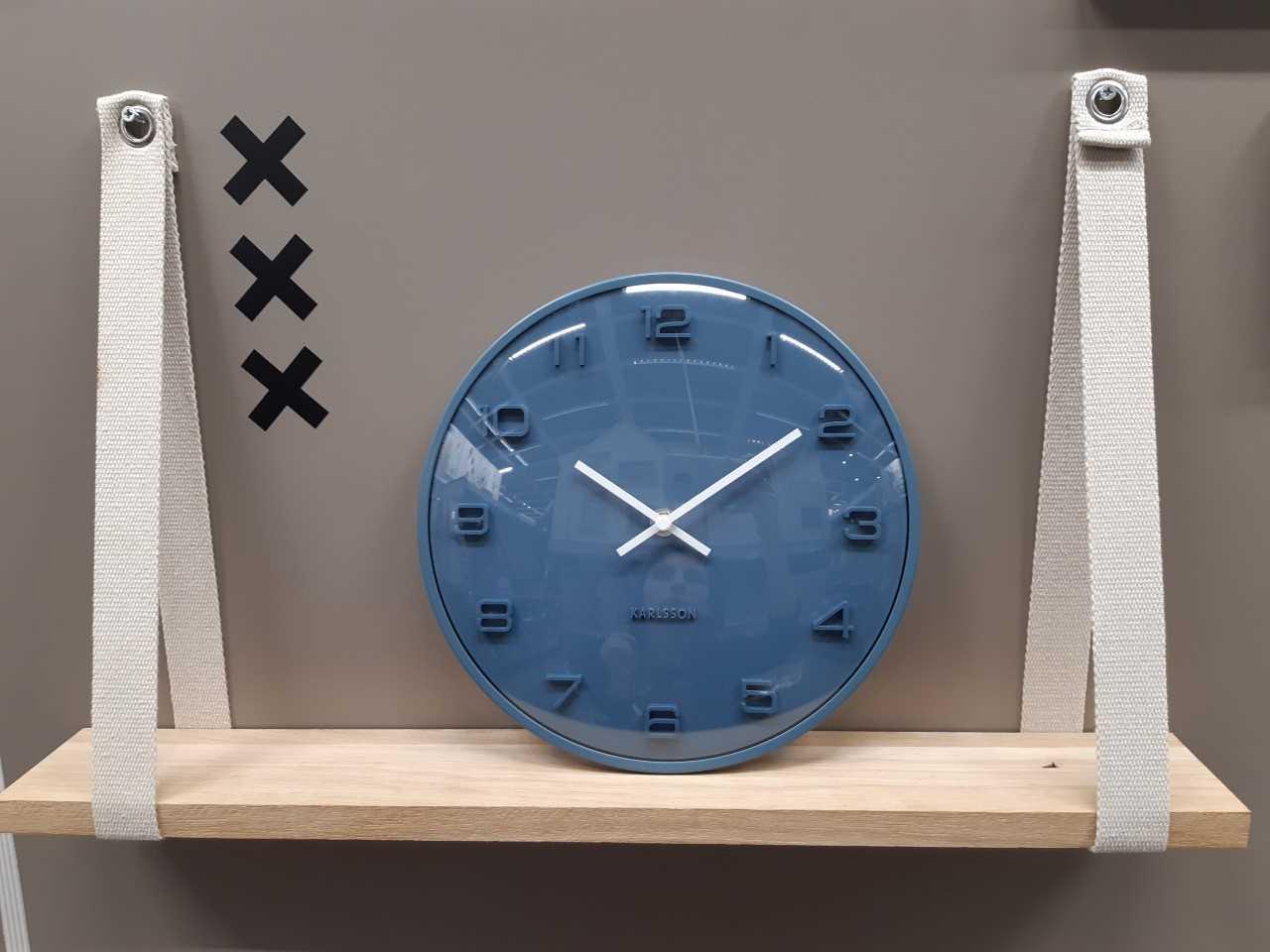 J'ai testé pour vous l'horloge dome bleu