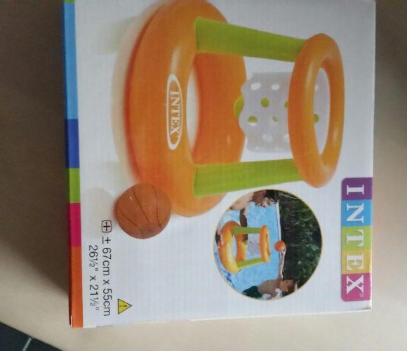 Un petit jouet pour la baignade pour mon bébé ! (et pour nous)