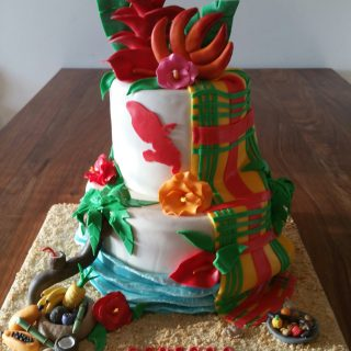 Cake design martinique