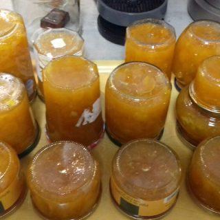 Confiture de kumquats oranges siciliennes