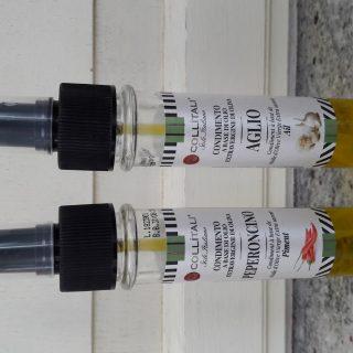 J'ai testé pour vous huile d'olive aromatisée  en spray