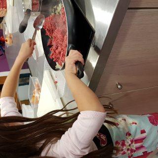 Atelier cuisine Parent/enfant (lasagne bolognaise et panna cotta exotique)