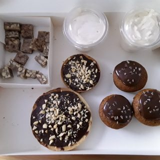 Atelier acrcro au caramel