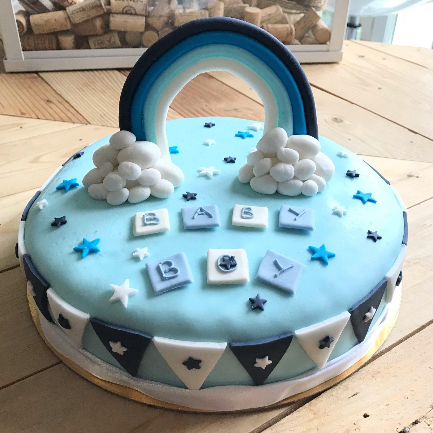 Gâteau Baby Boy