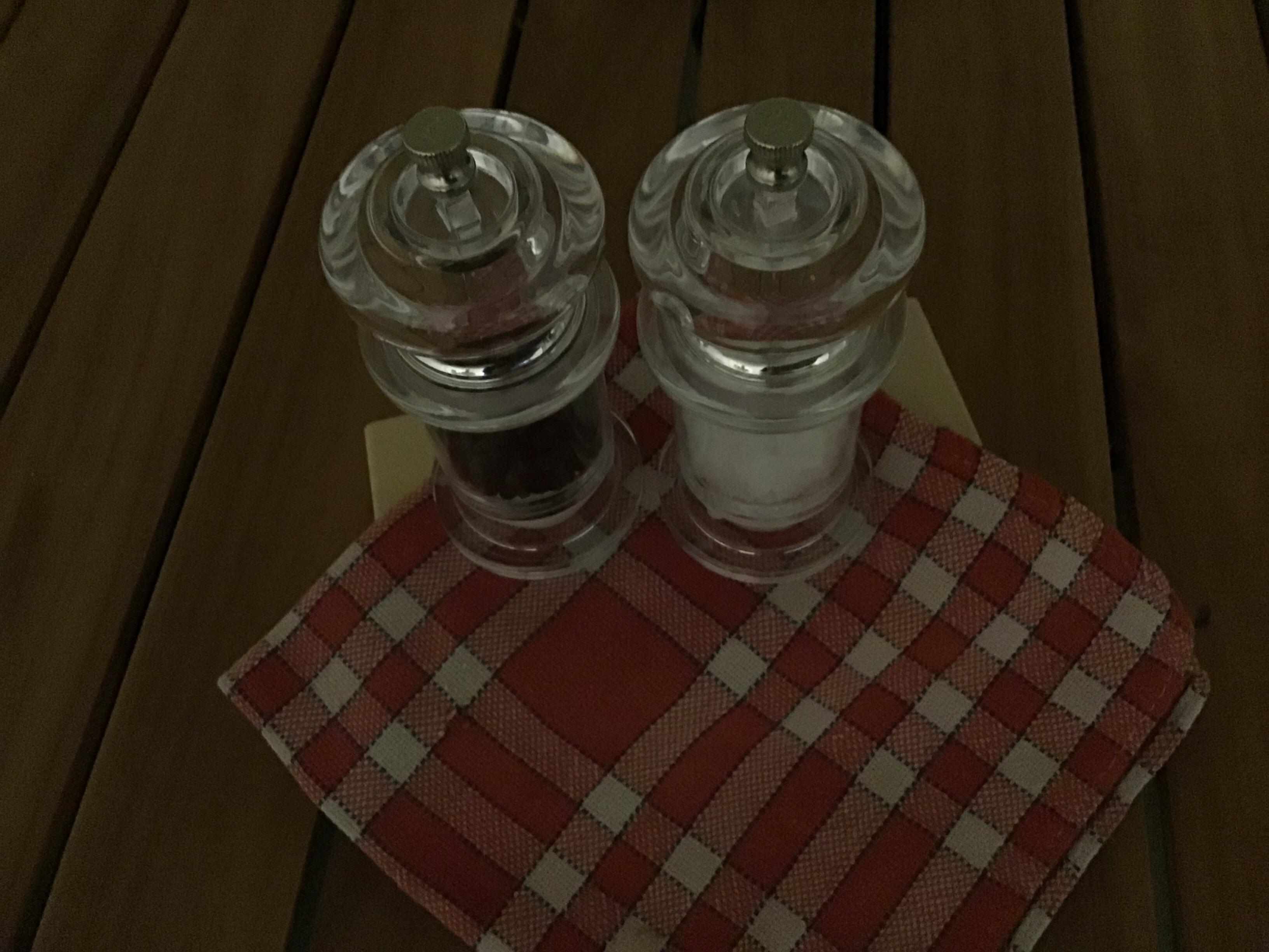 J'ai testé pour vous trudeau moulin à sel et à poivre