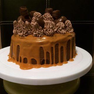Layer cake Nutella - Shokobons