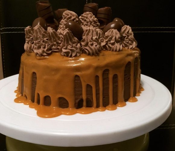 Layer cake Nutella – Shokobons