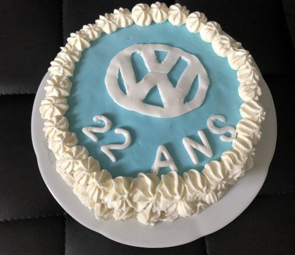 Mes gâteaux design