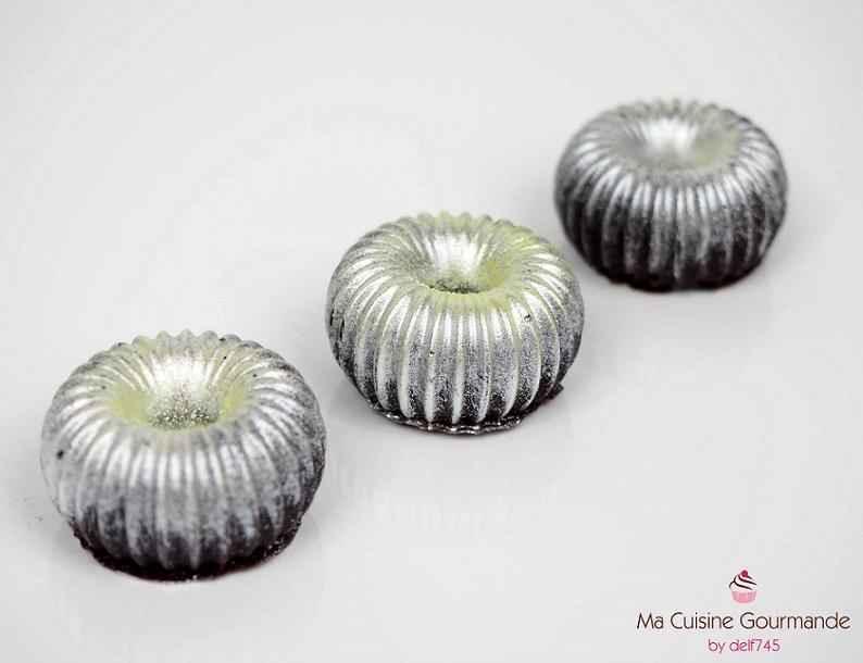 Chocolats fourrés Praliné Noix de Cajou