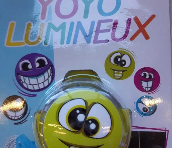 Yoyo lumineux