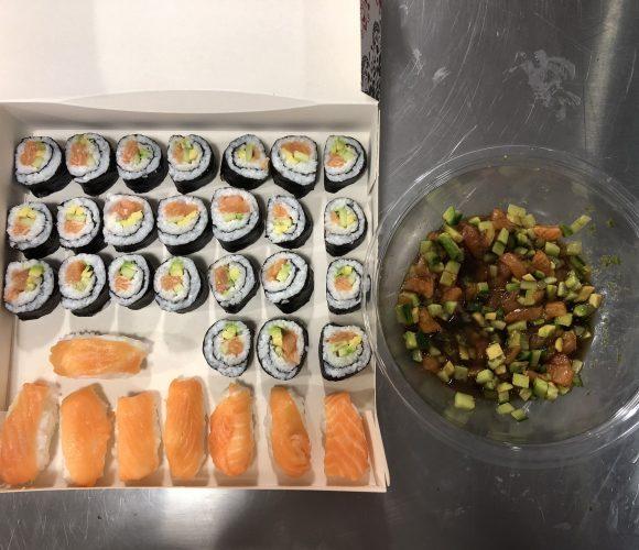 Atelier cuisine japonaise