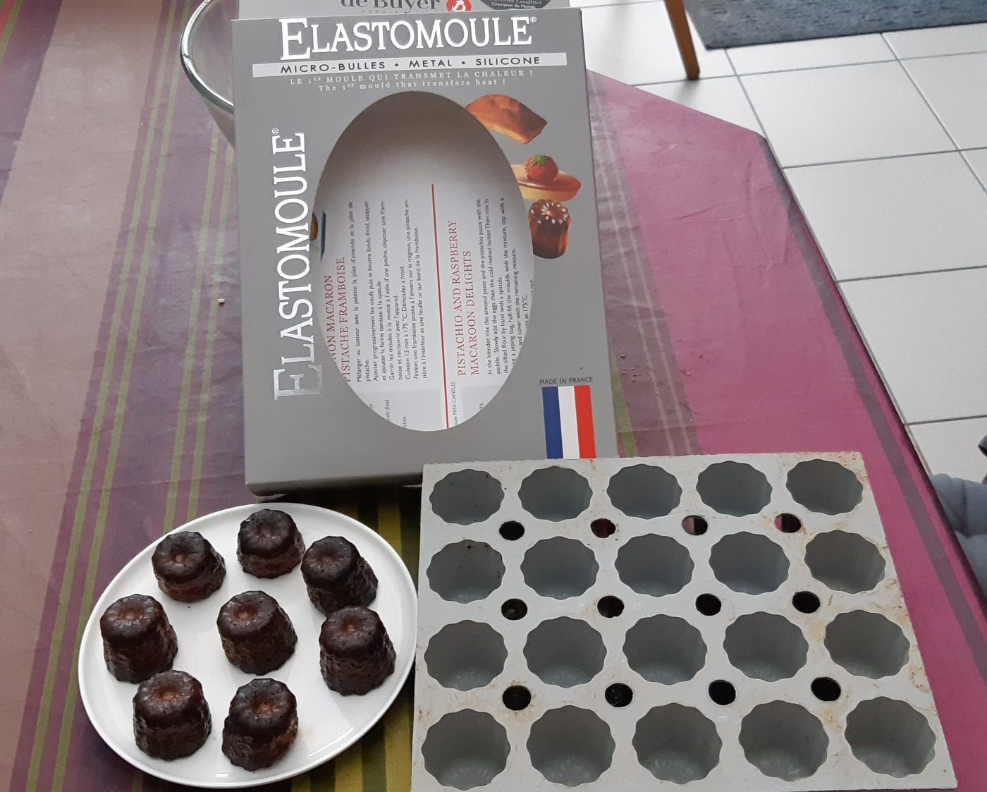 Elastomoule De Buyer